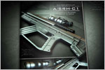 'A/SRH-C1 Rifle' Concept Design (Brochure Mock-Up)