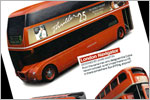 'London Navigator' Bus Concept Design (Magazine Feature)