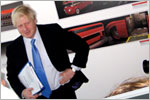 'A New Bus For London' Awards Ceremony - Mayor Boris Johnson